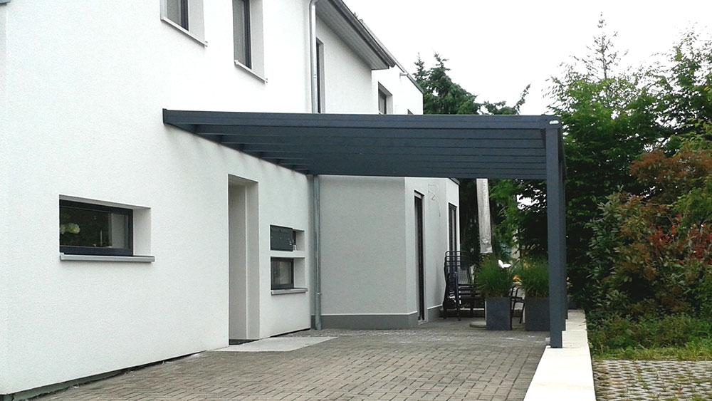 eingang berdachung aluminium team is tec ihr spezialist f r alu berdachungen. Black Bedroom Furniture Sets. Home Design Ideas